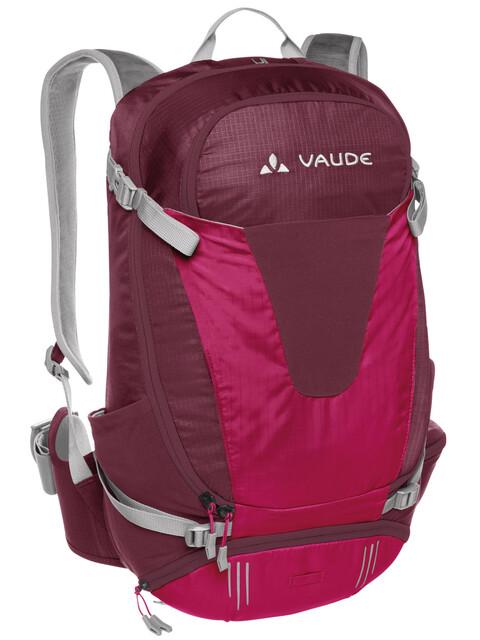 VAUDE Moab 14 - Sac à dos - rose/rouge